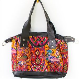 Huipil Small Gypsy Day Bag